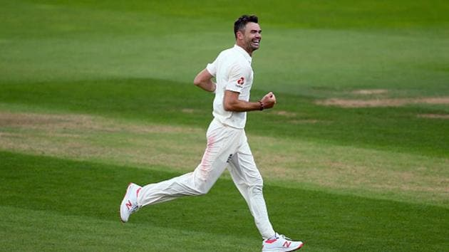 Jimmy Anderson and his love affair with India   Cricket - Hindustan Times