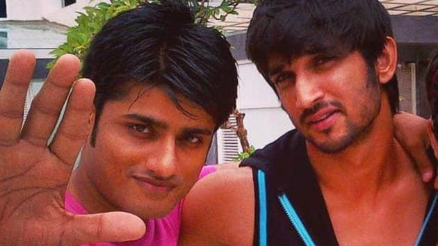 Sandip Ssingh was one of the first ones to reach Sushant Singh Rajput's house on June 14.