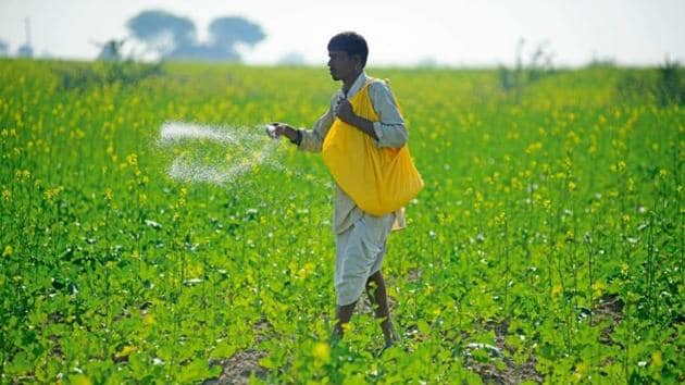 Fertiliser production continued to grow for the third straight month, as the farm sector was relatively unaffected by curbs.(mint)