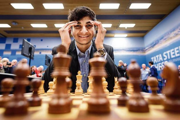 Chess grandmaster Vidit Gujrathi says he practised for the Online Chess Olympiad, even when on the treadmill.