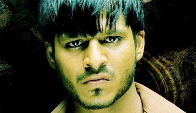 Vivek Oberoi played a gangster in his debut film, Company.