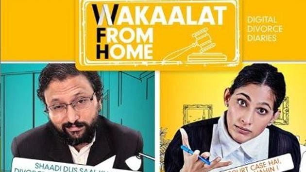 Wakaalat From Home will stream on Amazon Prime Video.