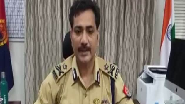 Properties of double-murder accused in Auraiya Kamlesh Pathak and his brothers will also be confiscated, Agarwal added.(ANI Photo)