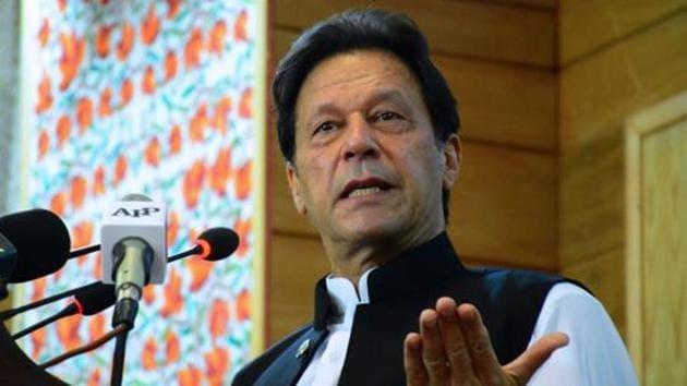 File photo: Pakistan's Prime Minister Imran Khan.(AFP)