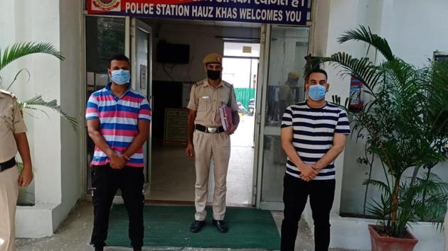 The doctor and his aide have issued at least 75 such fake test results and charged Rs 2,400 from each of the recipients.(Sourced)