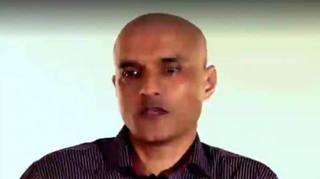 Kulbhushan Jadhav(Video grab)