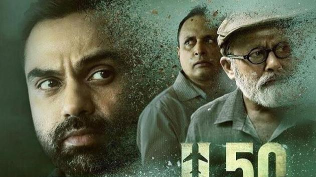 JL50 review: Abhay Deol plays a CBI officer while Piyush Mishra and Pankaj Kapur are two scientists in JL50.
