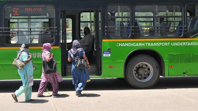Chandigarh Transport Undertaking to resume interstate buses from Sept 16 |  Hindustan Times
