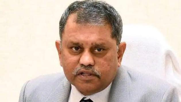 Nimmagadda Ramesh Kumar(HT Photo)