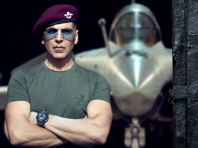 Actor Akshay Kumar is currently shooting in Scotland for his film Bell Bottom.