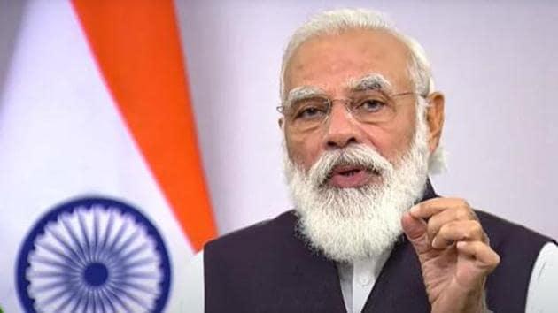 PM Narendra Modi(PTI)