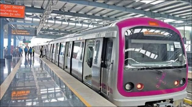 Guidelines for travelling in Bengaluru Metro from Sep 7(Twitter/MelbinMathew21)