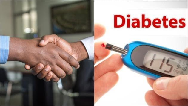 Test handgrip strength to identify the risk of type 2 diabetes(Twitter/CarsonWhitake11/IndiaNewEngland)
