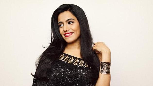 Falu Shah along with her band Karyshma recently released their album, Someday.