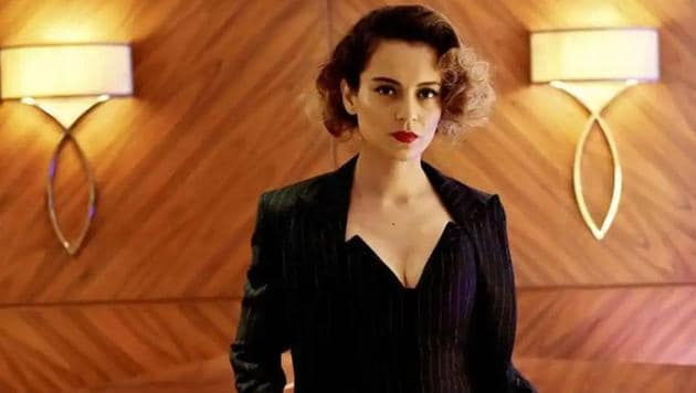 Bollywood actor Kangana Ranaut returns to Mumbai on September 9 from a visit to her home state, Himachal Pradesh.(PTI file photo)
