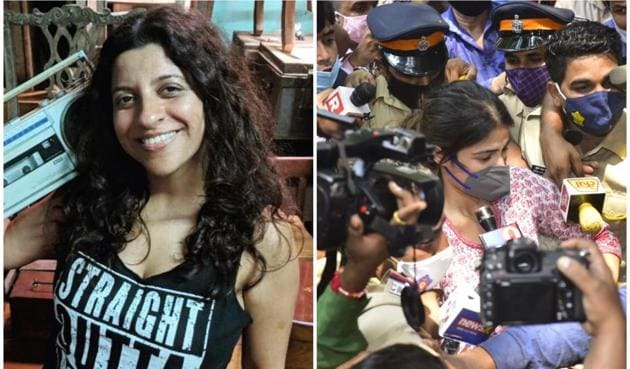 Zoya Akhtar said 'stop the abuse' in her new Instagram post.