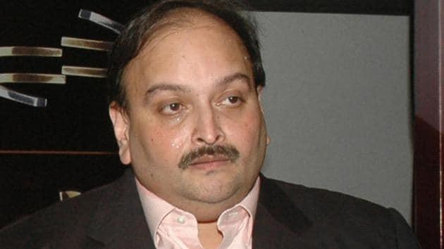 Mehul Choksi .(HT Photo)