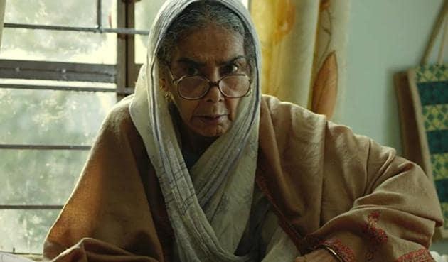 Surekha Sikri had a brain stroke on Tuesday morning.