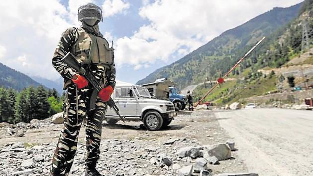 Indian and Chinese troops are engaged in a bitter standoff in multiple places in eastern Ladakh.(REUTERS PHOTO.)
