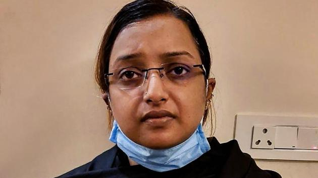 Although a slight variation has been noticed in the ECG report of Swapna, the GMC authorities, however, stated that her condition is satisfactory.(PTI file photo)