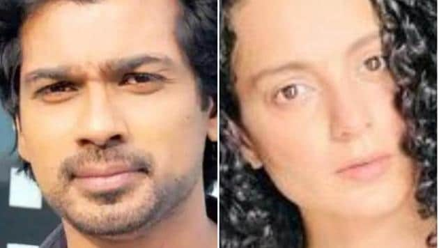 After supporting Rhea Chakraborty, Nikhil Dwivedi has voiced his support for Kangana Ranaut.