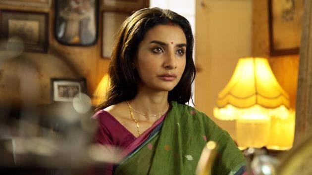 Patralekha in a still from Arranged Marriage(ZEE5)