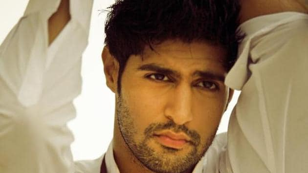 Actor Tanuj Virwani shot to fame playing a hot-headed cricketer in the web show Inside Edge.