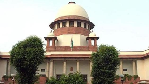 Supreme Court of India(HT file photo)