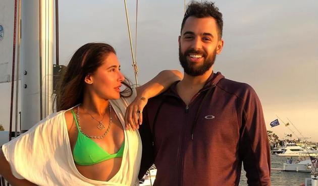 Nargis Fakhri is dating a chef named Justin Santos.