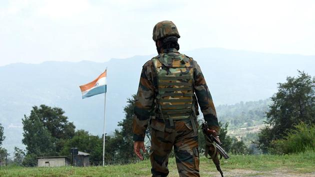 Usually, landmines, which are light in weight, drift away during monsoon and pose a threat to the security personnel on patrol duty.(Representational Photo/ANI)