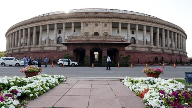 The deliberation and fine-tuning, the pre-legislative stakeholder consultations and the committee scrutiny, are important stages in the passage of a law. Ordinances that hurriedly become Bills and then Acts bypass this process(Arvind Yadav/HT PHOTO)