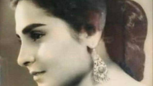 Anusuya Singh Eztevez as young woman.(Sourced)