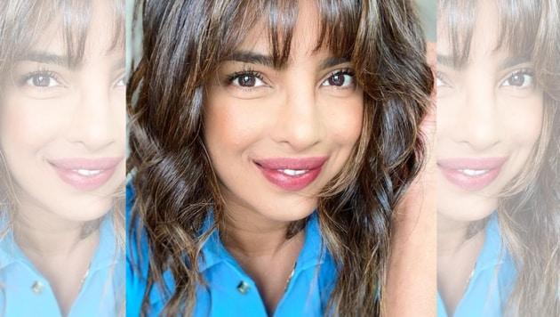 Priyanka Chopra Jonas has new hair and she 'don't care'.(INSTAGRAM)