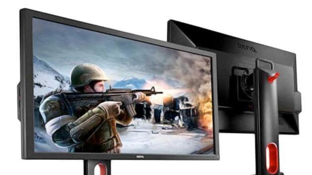 BenQ XL2420T and XL2420TX gaming monitors(File Photo)