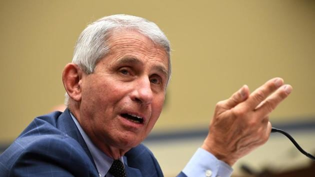 Dr. Anthony Fauci, director of the National Institute for Allergy and Infectious Diseases(Reuters)