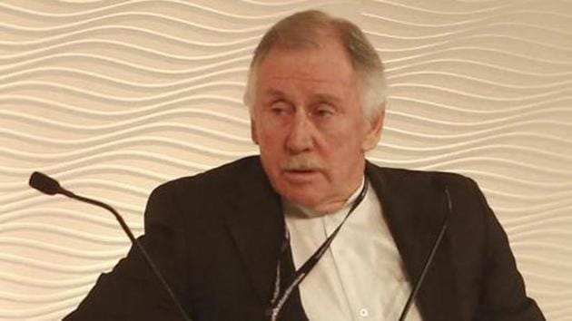 File image of Ian Chappell.(Hindustan Times)