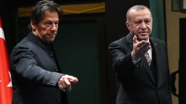 Prime Minister Imran Khan has been leaning towards Turkey's Recep Tayyip Erdogan who has been mobilising support among Islamic countries for a front outside the Saudi Arabia-led OIC