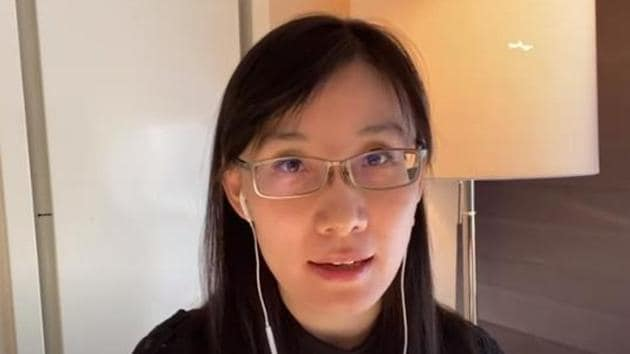 Chinese virologist Li-Meng Yan says she has scientific proof that Sars-CoV-2 is man-made.(Loose Women/YouTube)