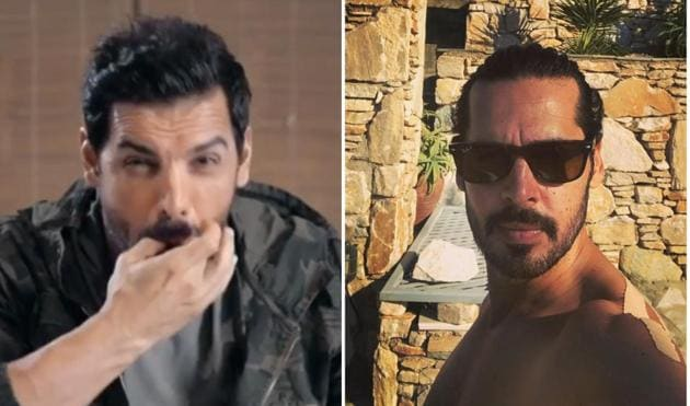 Dino Morea thinks he and John Abraham should do an action film together.