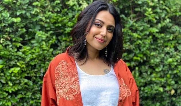 Swara Bhasker says she only gives her opinion on 'things that affect us as a society'.
