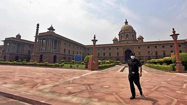 Reforms include a national recruitment agency, compulsory retirement, rationalisation of autonomous bodies, and a taxpayers charter(Sonu Mehta/HT PHOTO)