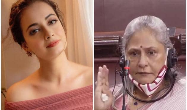 Dia Mirza came out in support of Jaya Bachchan for standing up for the film industry.