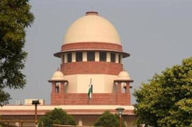 Supreme Court, hearing plea seeking postponement of civil services exam, asks petitioners to be polite and persuasive if they expect relief from UPSC.(Amal KS/HT PHOTO)