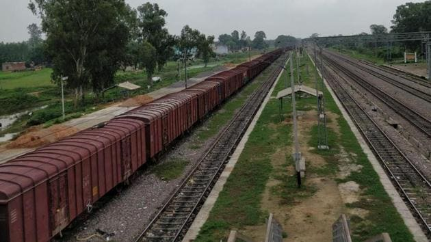 Railway officials say Crack trains have helped increase railways efficiency.(HT Photo)