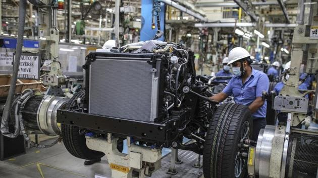 Things changed rapidly during the day, with Toyota Kirloskar first expressing its commitment to India and later Kirloskar making public the investment plans.(Bloomberg Photo)