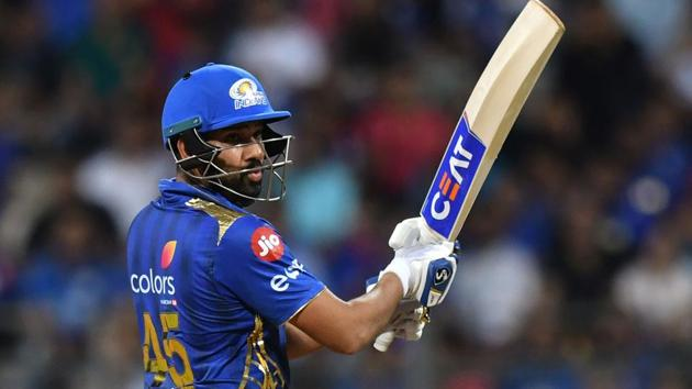 Rohit Sharms has achieved a lot of success opening the batting for Mumbai Indians.(Getty Images)