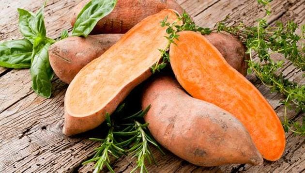 Sweet potatoes have benefits galore.(Shutterstock)