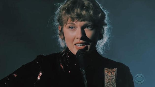 Taylor Swift made a comeback to ACMs after seven years.