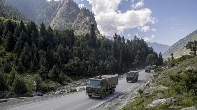 While the eastern Ladakh sector is usually guarded by some 20,000 to 30,000 troops, the latest reports suggest the deployment has more than doubled amid the standoff.(AP file photo. Representative image)