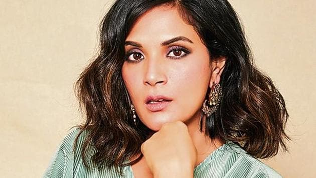 Actor Richa Chadha has started shooting her web film recently.
